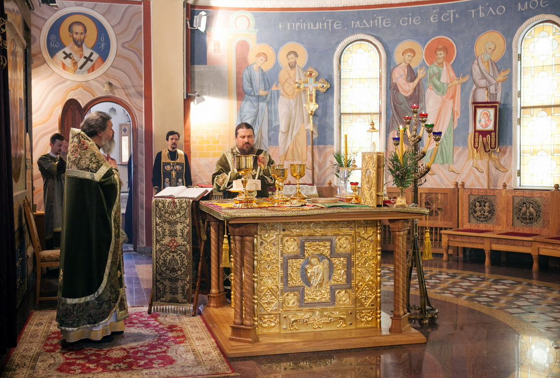 Why Do Orthodox Christians Pray Facing East and Why Does the Priest not  Face the People When He Prays? - The Catalog of Good Deeds