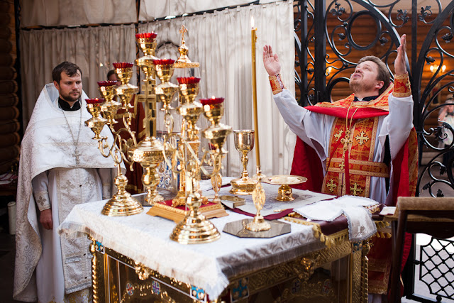 Anaphora: the Meaning of the Central Prayer of the Liturgy - The ...