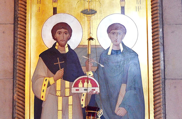 Three Stories of Ss. Cosmas and Damian: Who Were They and How to
