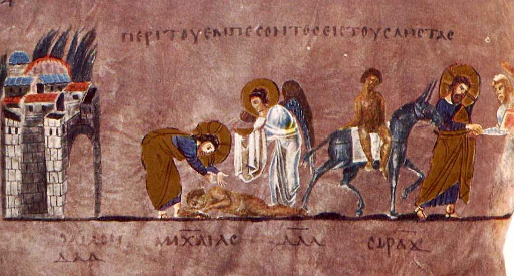 14 Facts about Christ and Almsgiving from Three Holy Hierarchs - The  Catalog of Good Deeds