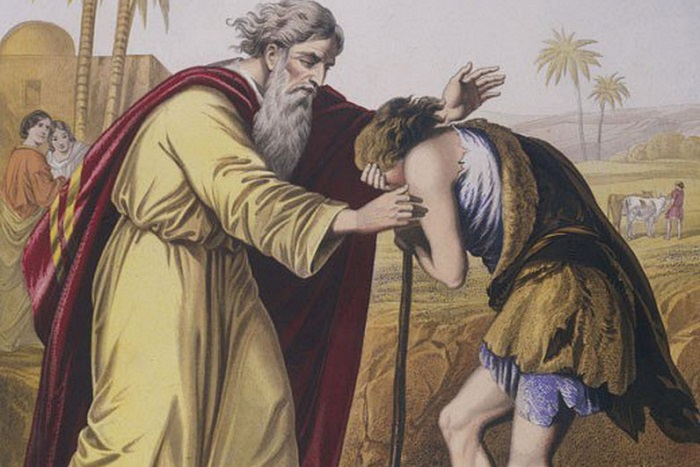 What Gifts Were Granted To The Prodigal Son And What Do They Symbolize The Catalog Of Good Deeds